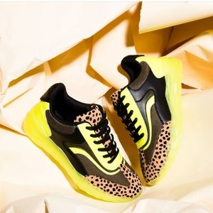Shoes - 🆕️//The Flex// Animal print Sneaker